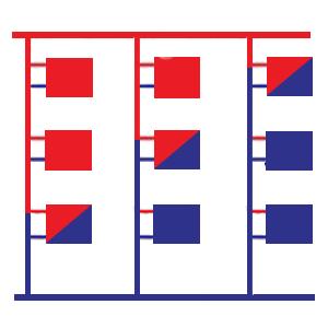 Анализ режима работы системы отопления