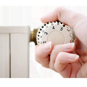 Сокращение платы за отопление от установки радиаторных термостатических клапанов
