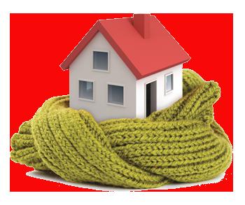 Сокращение платы за отопление от утепления фасада
